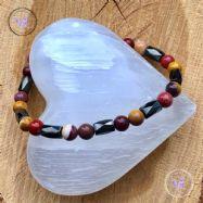 Mookaite & Magnetite Healing Bracelet